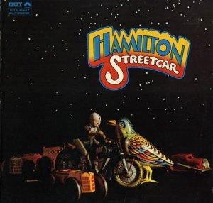 HAMILTON STREETCAR 1969 A