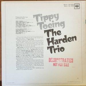 HARDEN TRIO 1966 B