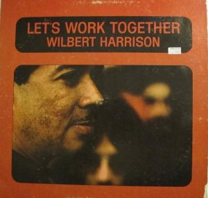 HARRISON WILBERT 1969 A