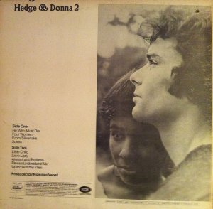 HEDGE AND DONNA 1968 B