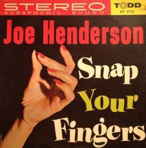 HENDERSON JOE 1962 A