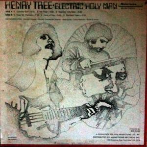 HENRY TREE 1969 B