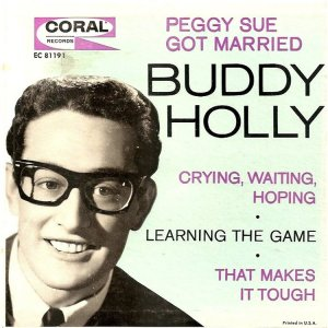 HOLLY BUDDY 1962 A