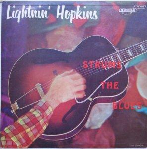 HOPKINS LIGHTNIN 1959 A