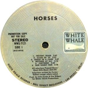 HORSES 1969 B