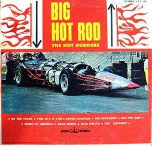 HOT RODDERS 1963 A