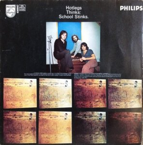 HOTLEGS 1971 B UK