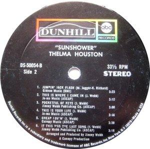 HOUSTON THELMA 1969 D