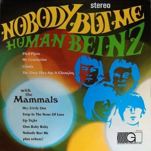 HUMAN BEINZ AND MAMMALS 1968 A