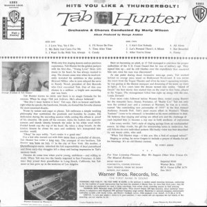 HUNTER TAB 1958 B