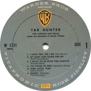 HUNTER TAB 1958 C