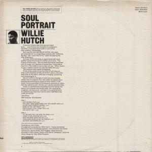 HUTCH WILLIE 1969 B
