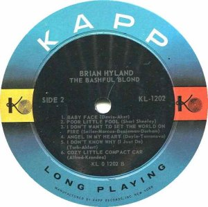 HYLAND BRIAN 1960 D