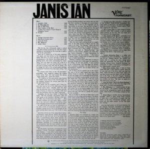 IAN JANIS 1967 B