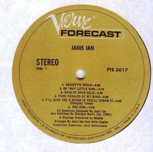 IAN JANIS 1967 C