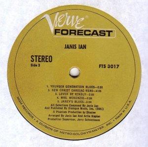 IAN JANIS 1967 D