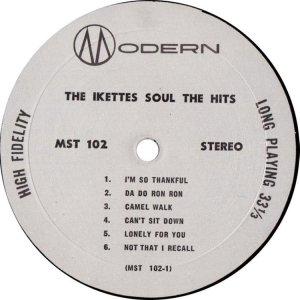 IKETTES 1965 C