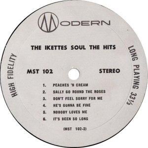 IKETTES 1965 D