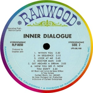 INNER DIALOG 1969 D