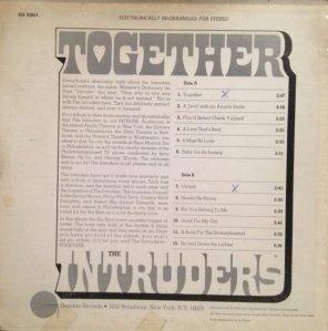 INTRUDERS 1967 B