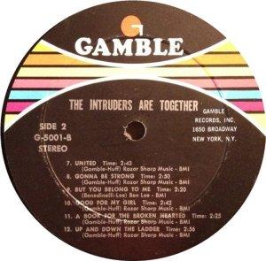 INTRUDERS 1967 D