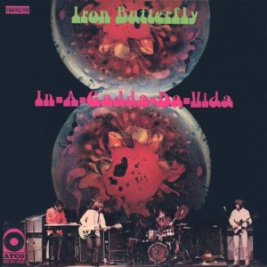 IRON BUTTERFLY 1968