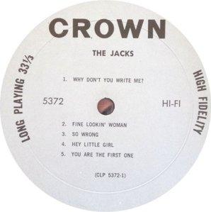 JACKS 1962 C