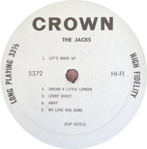 JACKS 1962 D