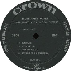 JAMES ELMORE 1960 C