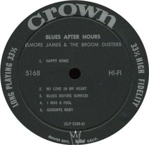 JAMES ELMORE 1960 D