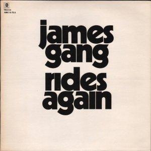 JAMES GANG 1970 A