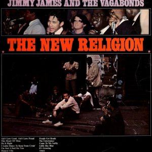 JAMES JIMMY VAGABONDS 1966 A