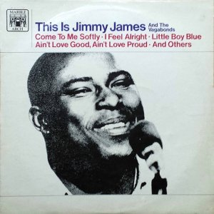 JAMES JIMMY VAGABONDS 1968 A
