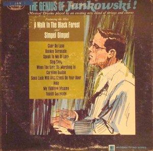 JANKOWSKI HORST 1964 A