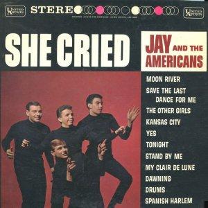 JAY AMERICANS 1962 A