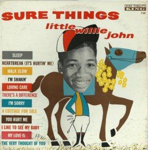 JOHN LITTLE WILLIE 1961 A