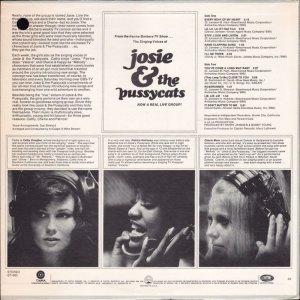 JOSIE PUSSYCATS 1970 B
