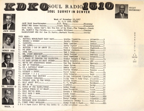 KDKO 1967