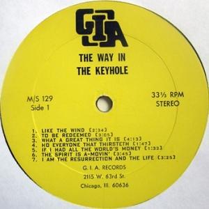 KEYHOLE 1969 B