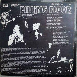 KILLING FLOOR 1969 B