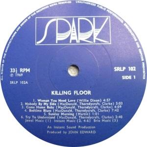 KILLING FLOOR 1969 C