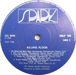 KILLING FLOOR 1969 D