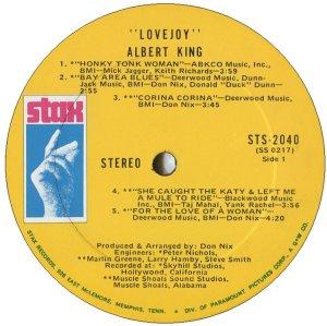 KING ALBERT 1971 C