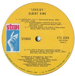 KING ALBERT 1971 D
