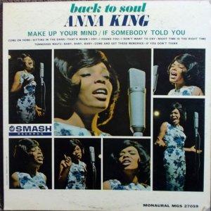 KING ANNA 1964 A