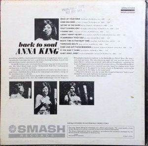 KING ANNA 1964 B