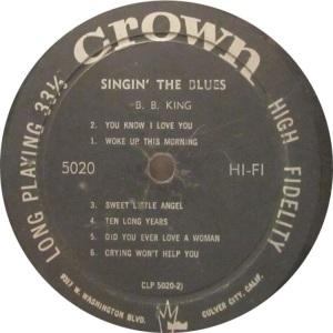 KING BB 1957 C