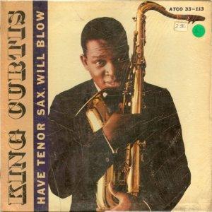 KING CURTIS 1959 A