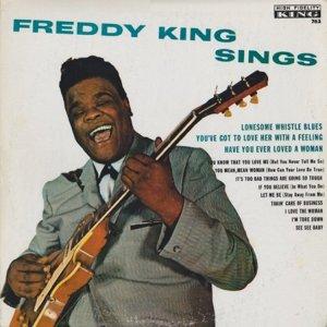 KING FREDDIE 1961 A