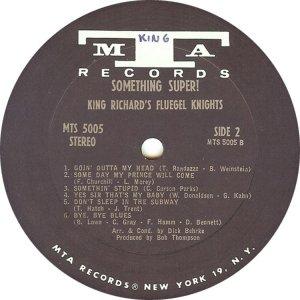 KING RICHARDS 1968 D